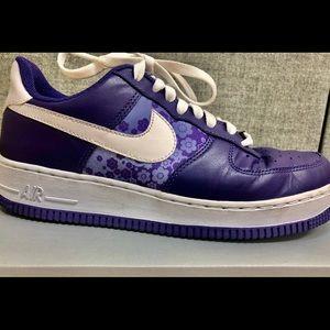 Nike Air Force 1 Women's Varsity Purple '07